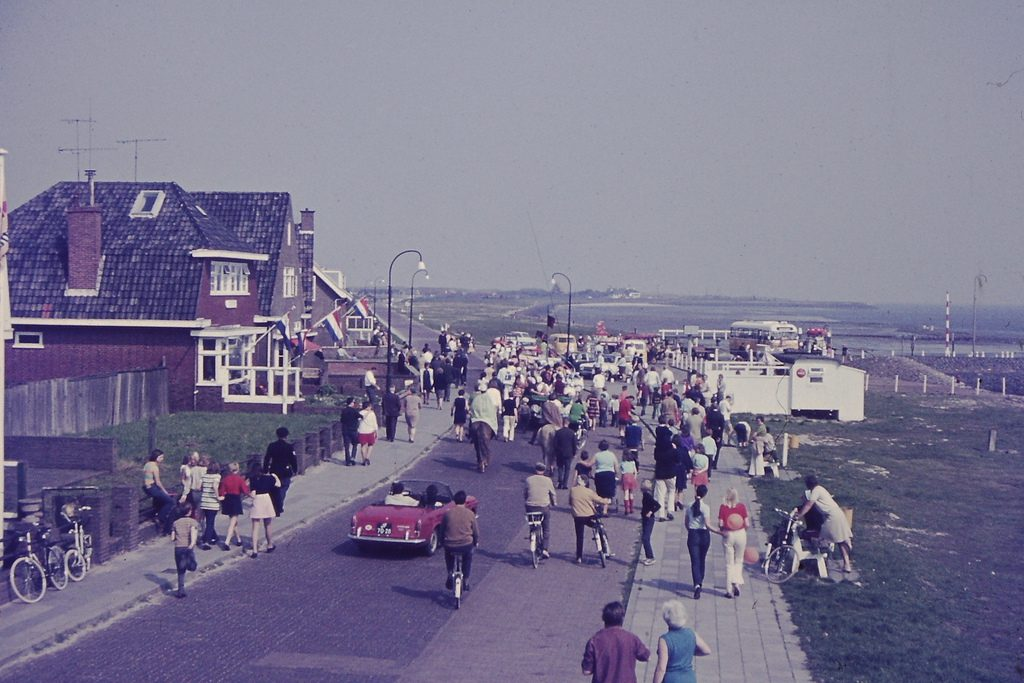 Vlieland in de jaren '70